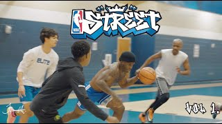 THIS GAME GOT HEATED | Tyreek Hill Basketball Workout