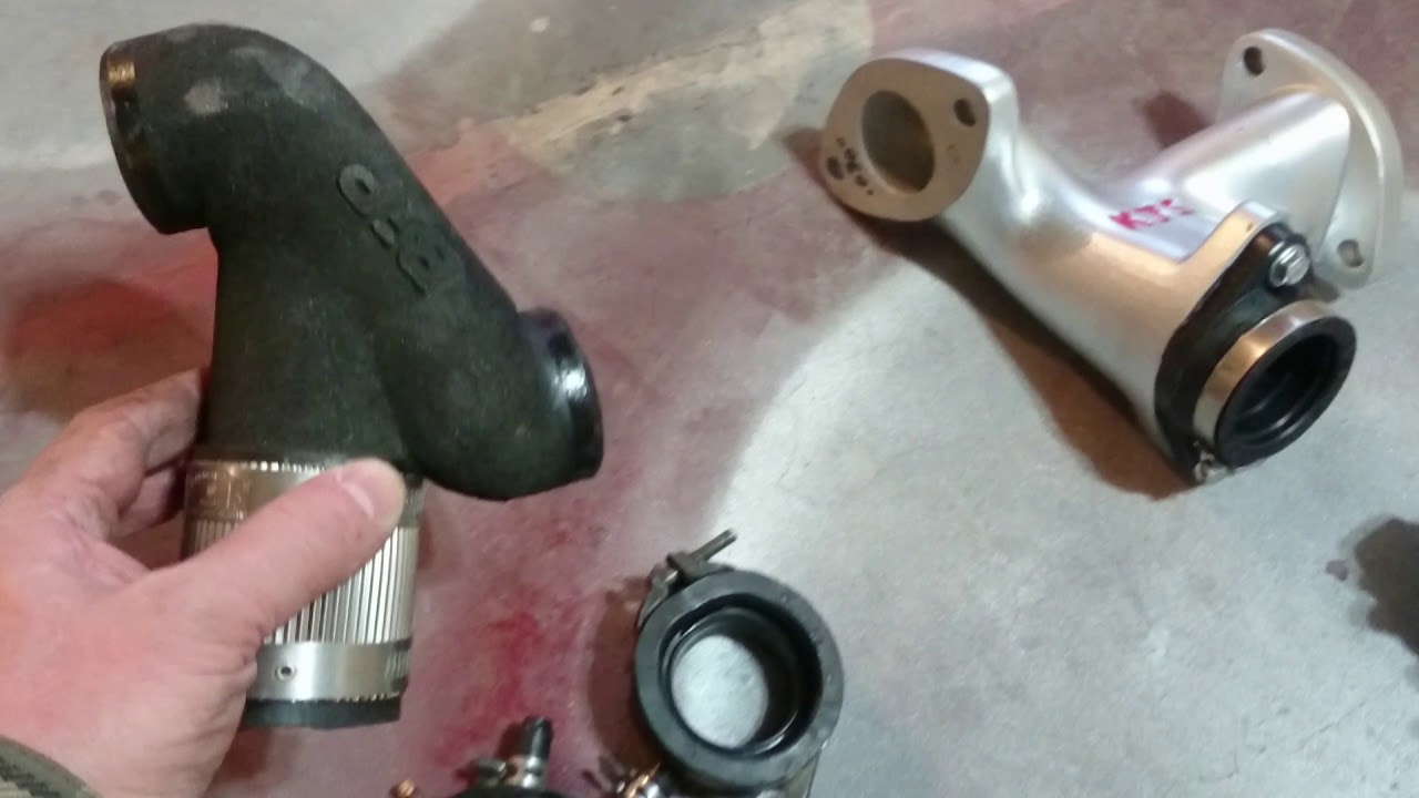 Yamaha Single Intake Manifold review   BiP vs  KJS