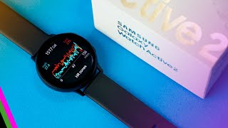 Samsung Galaxy Watch Active 2 // In-Depth Fitness Review