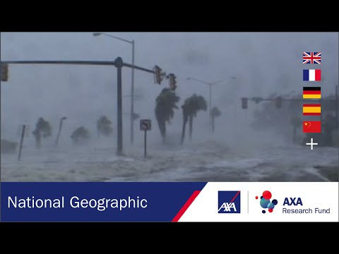 Climate change & extreme weather events | Ep#1 | AXA Research Fund