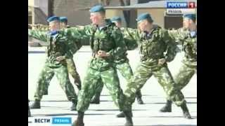 В Рязанском десантном училище распахнули двери для всех желающих