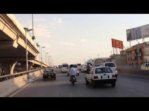 Traveling from I-8 Sector Islamabad to Chandni Chowk Rawalpindi - through Faizaabad Interchange