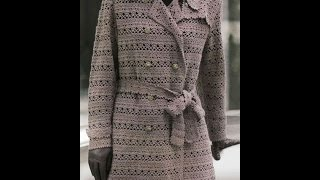 Crochet Jacket Simplicity Patterns 1