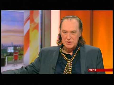 DAVE DAVIES-BBC BREAKFAST BBC -  4 April 2014.