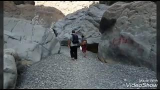 رحلة المشي وادي المعيدن - سلوت بالجبل الأخضر