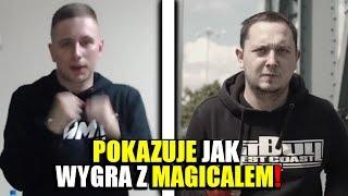 Rafonix pokazuje jak rozwali DanielMagical na FAME MMA 2!
