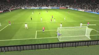 PES 2014   Real Madrid  vs Granda CF Pc Gameplay