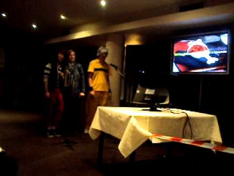 Prince of Tennis - You Got Game ! - Karaoke - Animecon 2011