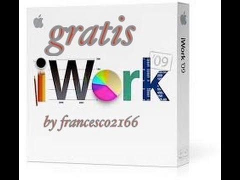 iwork 09 gratis