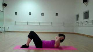 Pilates Exercise Breakdown Ab Prep