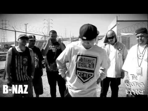 The Cypher Effect - B Naz / Zapata / Eyekon / Slum / Dopamine / Dee The Great / Dodger Blue
