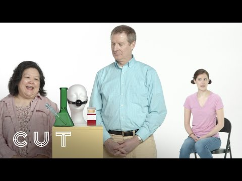 Parents Guess What Naughty Items Their Kid Owns | Versus | Cut