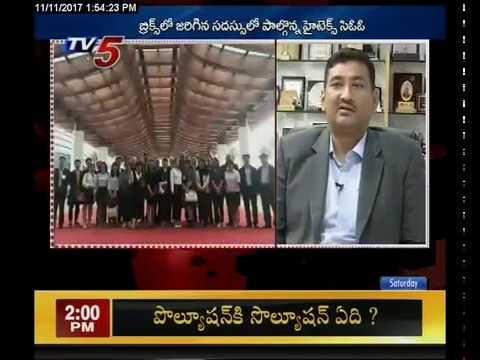 K.V. Nagendra Prasad, COO, Hitex (Hyderabad International Trade Expositions Ltd)