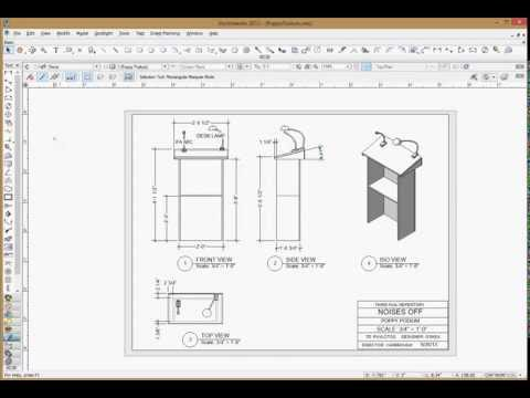 Vectorworks Viewport Basics