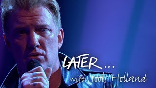 Joshua Homme & Dean Fertita (QOTSA) - Villains of Circumstance - Later… with Jools Holland - BBC Two