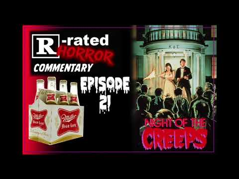 Episode # 21! Night of the Creeps, 1986!