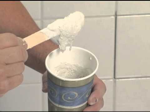 how to re grout a shower wall with groutshield color seal youtube. Black Bedroom Furniture Sets. Home Design Ideas