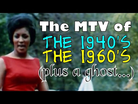 The MTV of the 40's & 60's MANDELA EFFECT plus a ghost? Panoram Soundies & Scopitone Music Videos