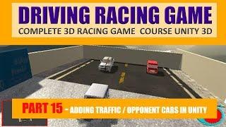 Birlik & C Birlik | Bina Önceden Araba Yarış Oyunu Trafik / AI Araba oluşturma# #15
