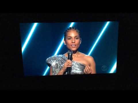 Alicia Keys on Kobe Bryant's death Grammys 2020