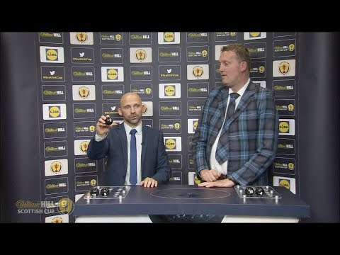 William Hill Scottish Cup 2017-18 | Fourth Round Draw