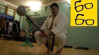 Окинавское каратэ годзю-рю с Вадимом Узуном — интервью и тренировка по годзю-рю(Подписка на канал