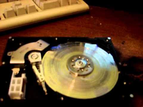 how to fix fallen hard drive