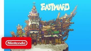 Eastward - Announcement Trailer - Nintendo Switch