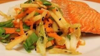 Fresh Jicama Salad Recipe