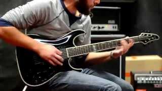 Pillars of Creation guitar playthrough