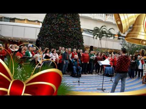 Central Florida Community Arts Choir at Orlando Airport