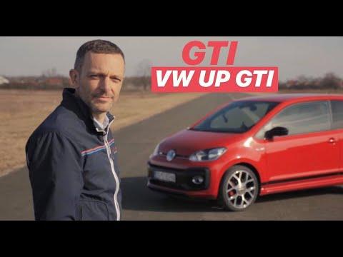 Najmanji GTI❗️ - VW UP GTI - testirao Juraj Šebalj