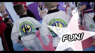 Australian Martial Arts Academy- Lil Dragons Program (3-5 Years)