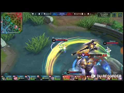 Hero Pro Savege Karrie Mobile Legends