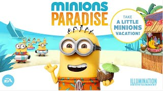 Minions Paradise iOS / Android Gameplay Trailer