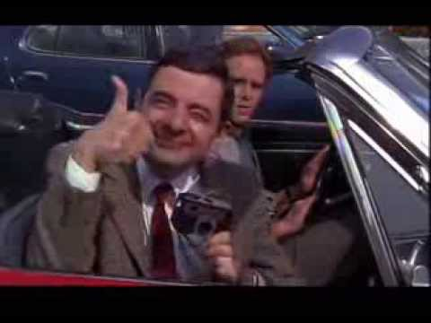 Mr. Bean The Movie (1997) Middle Finger Scene