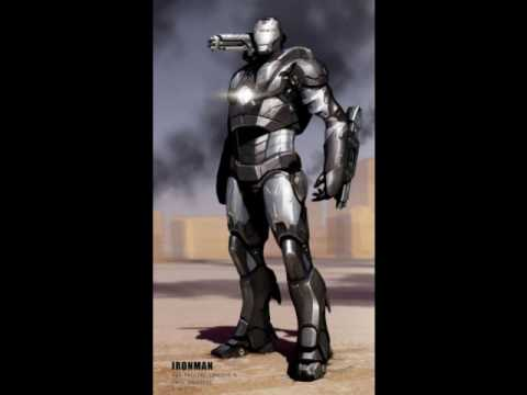 Iron Man 2 soundtrack- War Machine (AC/DC)