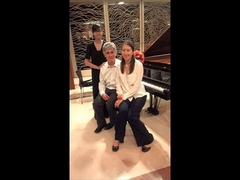 Manuel Schweizer at Nations Piano Concert_Indonesia