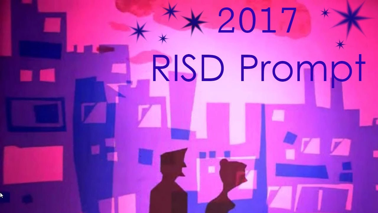 RISD Prompt Animation 2017 /// FayeMaybe