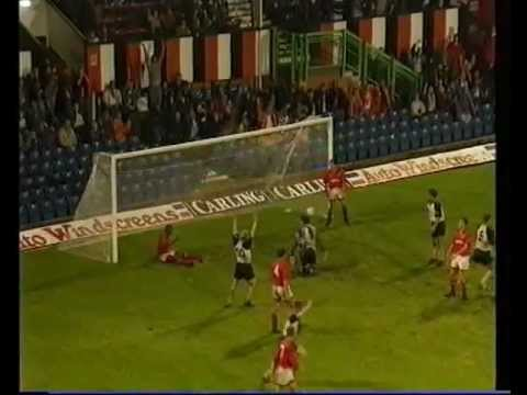 1993-94 - Derby County 3 Nottingham Forest 2 - Anglo Italian Cup