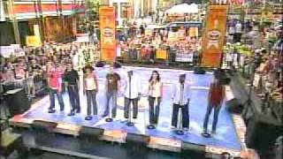 Rosario Dawson & Cast of Rent sings Season of Love 8.4.05