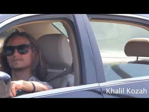 Khalil Kozah Cruises At Allen Skatepark