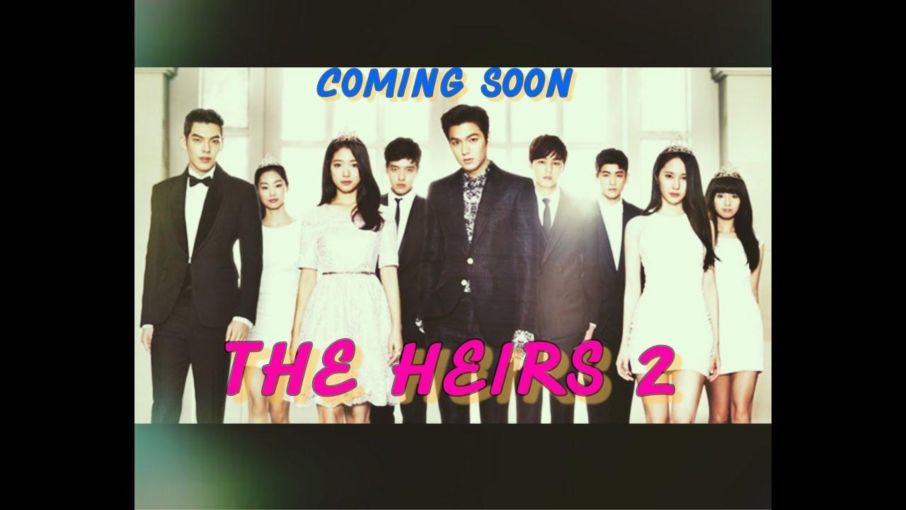 Download THE HEIRS 2 COMING SOON...LEE MIN HO DAN PARK SHIN HYE