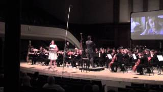 Empire Film Music Ensemble (EFME) plays Suite from A Beautiful Mind