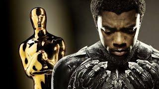 HISTÓRICO! 7 nominaciones al Oscar para BLACK PANTHER + Infinity War + Spiderman