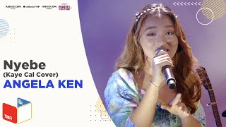 Nyebe - Angela Ken | The Music Room presents Angela Ken