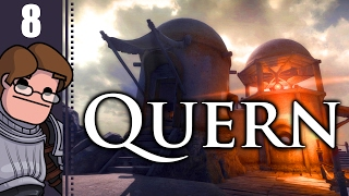Let's Play Quern: Undying Thoughts Part 8 - A Knight's Move