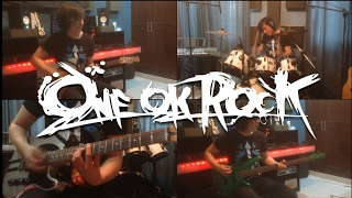 I Was King - One Ok Rock (Instrumental Cover) (Guitar Cover) (Bass Cover) (Drum Cover)