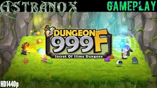 Dungeon999F Gameplay Review #3 - Dungeon999F Guide Strategy Tips Tricks Android Game iOS Mobile F2P