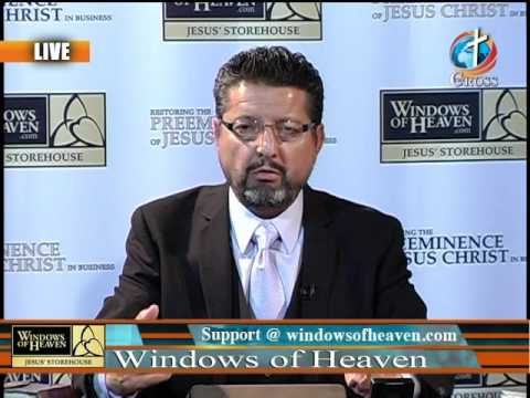 Windows of Heaven 07-25-16